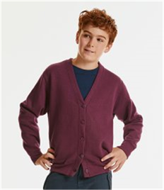 Sweatshirt Cardigan