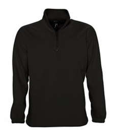SOL'S Ness Zip Neck Fleece