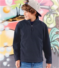 Jerzees 1/4 Zip Artic Fleece