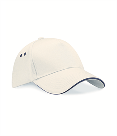 Beechfield Ultimate Sandwich Peak Cap