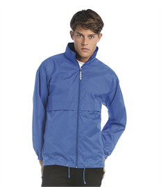 B&C Men's Air Windbreaker Jacket