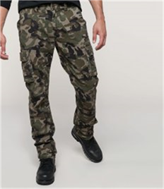 Kariban Multi-Pocket Trousers