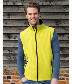 Result Core Men's Printable Softshell Bodywarmer