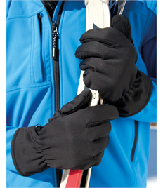 Result Winter Essentials Softshell Thermal Gloves