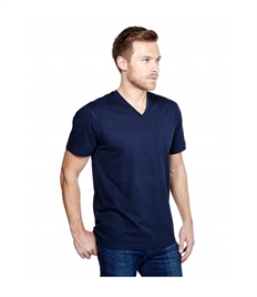 Uneek Mens Classic V Neck T-shirt