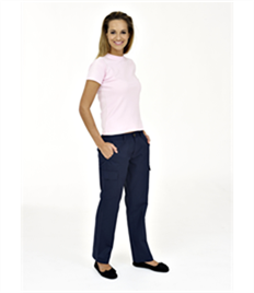Uneek Ladies Cargo Trousers
