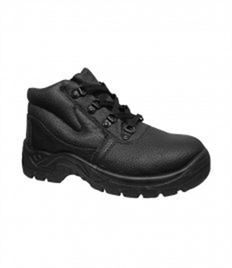 Warrior Steel Toe S1 SRC Chukka Boots