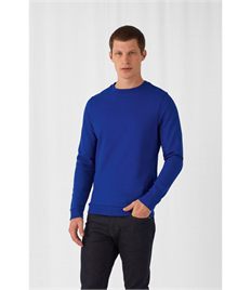 B&C Men's Set In Sweatshirt