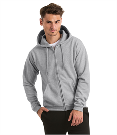 B&C Unisex ID.205 50/50 Hooded Full Zip Sweat