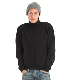 B&C Unisex ID.206 50/50 Full Zip Sweat Jacket