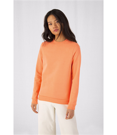 B&C Women's #Set In Sweatshirt