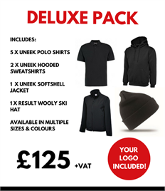 Deluxe Workwear Pack